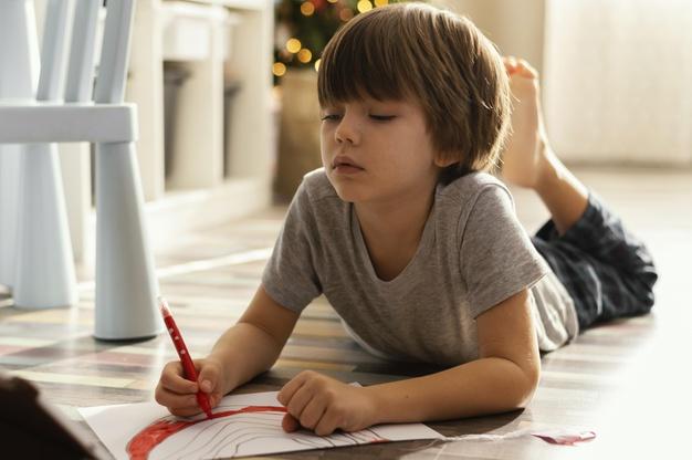 การเสริมพัฒนาการเด็กงานศิลปะ
